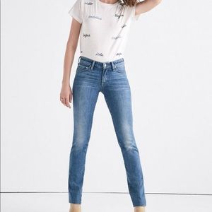 Lucky Brand Jeans Southport Straight Ombré Jeans